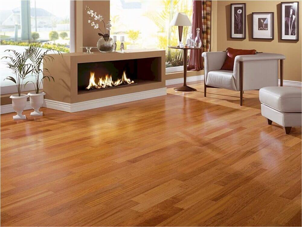 PISOS LAMINADOS Shiny Hardwood Floors 1